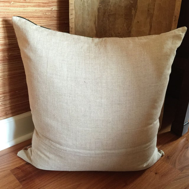 Tribal Band Bolinpush Accent Pillow - Image 3 of 4