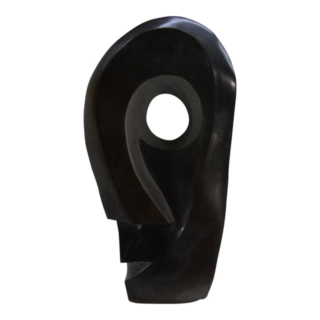Monumental Pablo Picasso Style Spring Stone Sculpture - Image 1 of 5