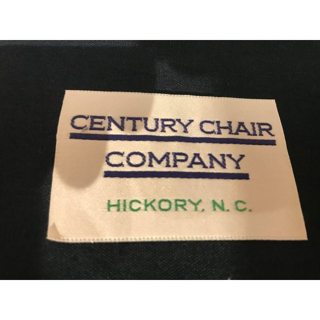 1990s Century Furniture Dining Chairs - Set of 8 For Sale - Image 5 of 6