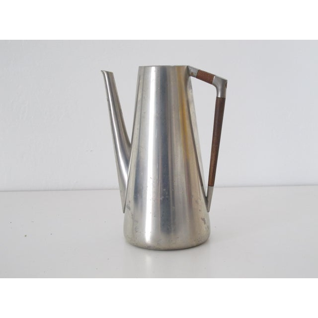 Silver Coffee Pot - Image 6 of 8
