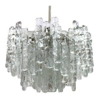 Kalmar Austria Glass Pendant Austria 1960s For Sale