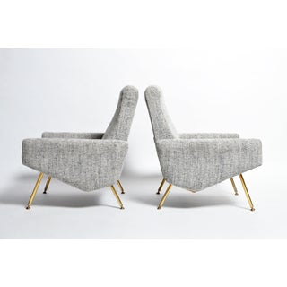 1960s Vintage French Airborne Edition Armchairs by Pierre Guariche- a Pair Preview