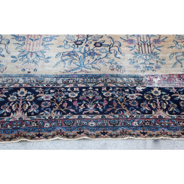 Large Persian Rug - 9′9″ × 14′4″ - Image 8 of 11