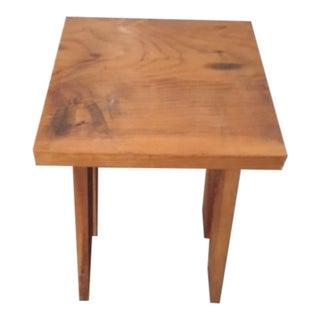 Paul Discoe Custom Wooden Table