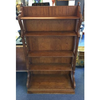 Vintage Solid Fruitwood Shelf Preview