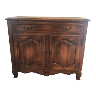 Ethan Allen Server/Dry Bar Cabinet For Sale
