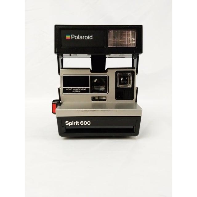 Vintage Polaroid Spirit 600 Instant Camera - Image 2 of 3