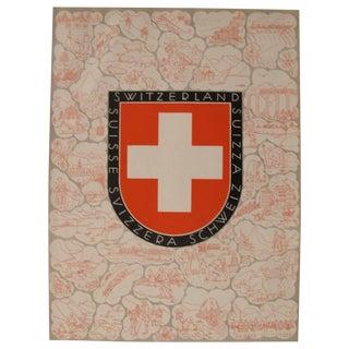1923 German Design Poster, Switzerland For Sale