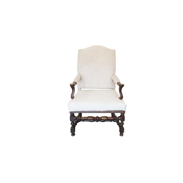 Antique Arm Chair For Sale - Image 10 of 10