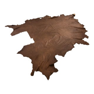 Brown Soft Leather Cowhide For Sale