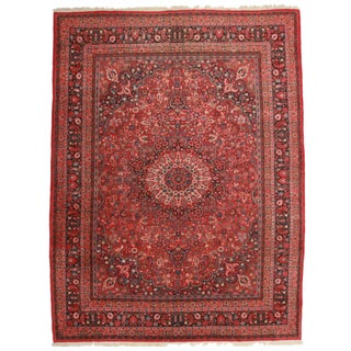 "Persian Mood Rug - 9'8"" x 12'9"" For Sale"