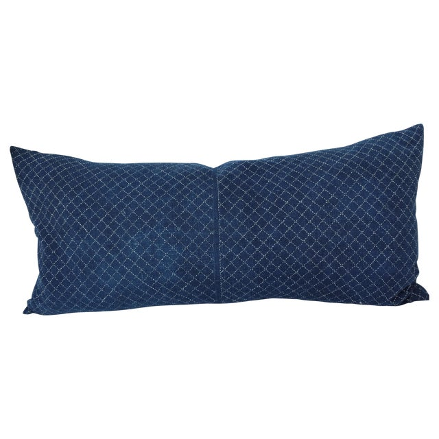 Indigo Overstitched indigoBaby Carrier Pillow For Sale