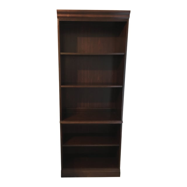 1990s Bookcase by Hooker Furniture For Sale