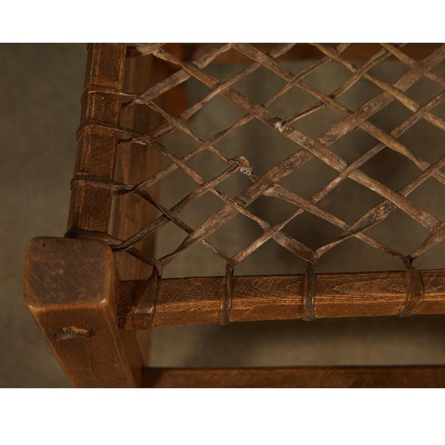 Pair of Camp Chairs For Sale - Image 4 of 8