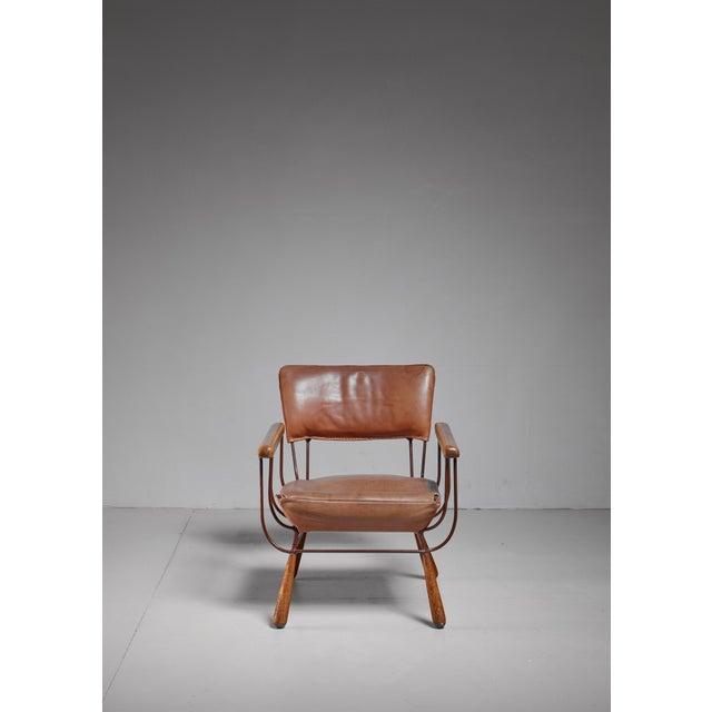 1960s Allen Ditson unique lounge chair, USA, 1960s For Sale - Image 5 of 6