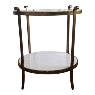 Serena and Lily Side Table For Sale