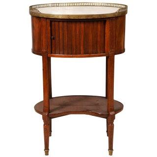 Louis XVI Style Table De Chevet For Sale