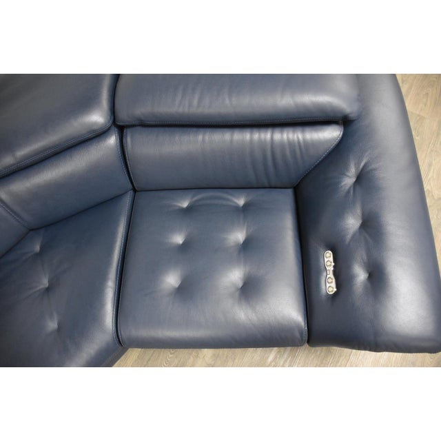 "Roche Bobois ""Cinetique"" Reclining Modular Sofa For Sale - Image 9 of 13"