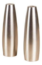 Image of Dansk Salt and Pepper Shakers