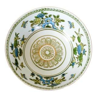 Vintage Ceramic Bowl by Sadek For Sale