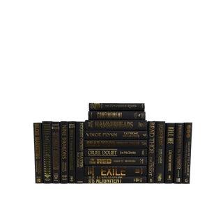 Bold & Gold Modern : Set of Twenty Decorative Books