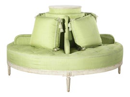 Image of Shabby Chic Settees