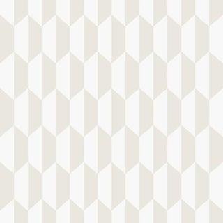 Cole & Son Petite Tile Wallpaper Roll - Parchment For Sale
