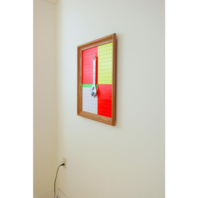 Contemporary Abstract Pop Art Wall Sculpture For Sale - Image 4 of 7