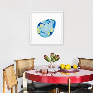 """Small """"Pear Cut"""" Print by Rankin Willard, 20"""" X 20"""" Preview"""