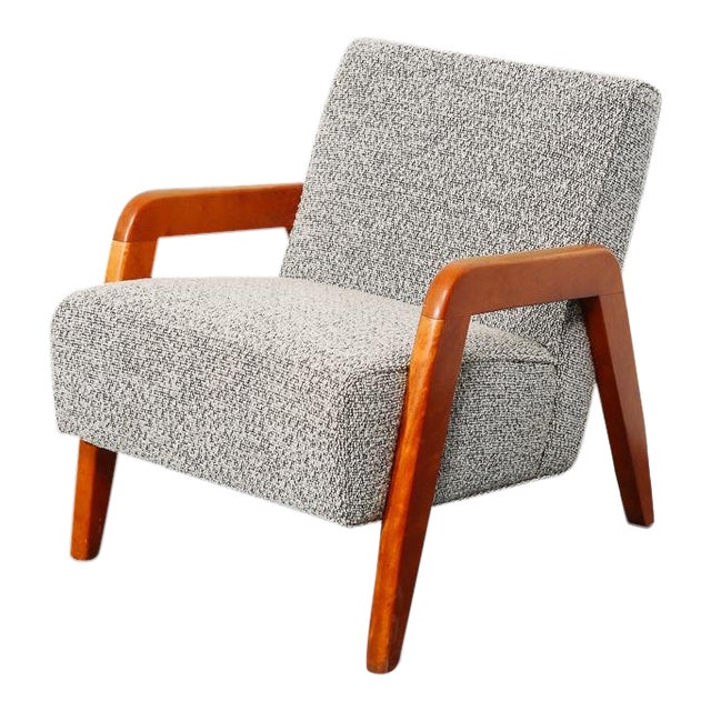 Russel Wright Slipper Chair For Sale