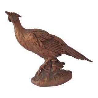 Vintage Pheasant Figurine