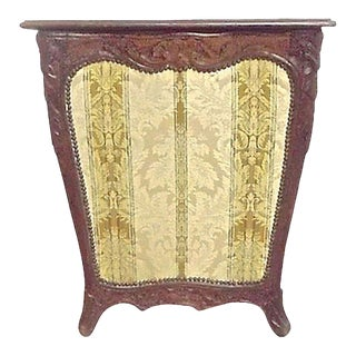 19th Century French Hand-Carved Podium Desk For Sale