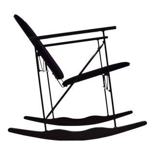 Experiment Rocking Chair by Yrjö Kukkapuro for Avarte, 1984 For Sale