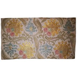 Masolino Sateen Linen Pillow For Sale
