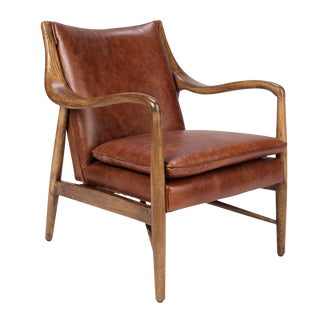Modern Kiannah Club Chair For Sale