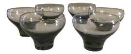 Image of Danish Modern Glassware Sets