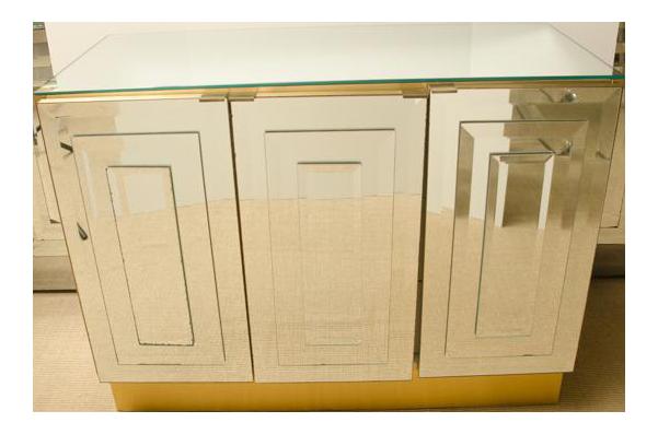 Small Mid Century Buffet By Ello Furniture Company