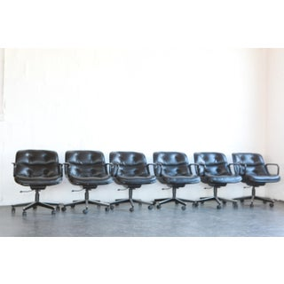 1960s Vintage Knoll Pollock Executive Chair Preview