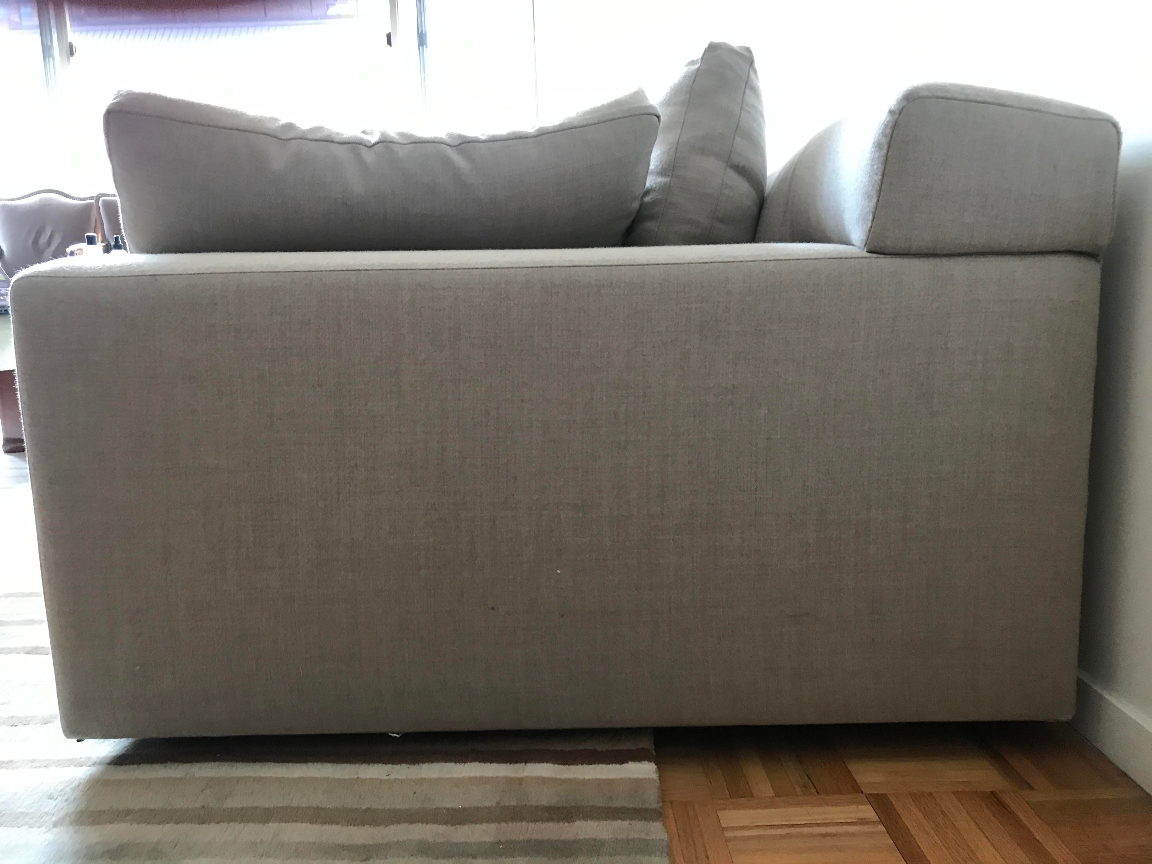 Design Within Reach Simpatico Sofa Chairish