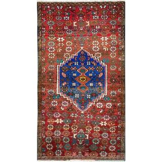 "Vintage Persian Hamadan Rug – Size: 2' 8"" X 4' 9"" For Sale"