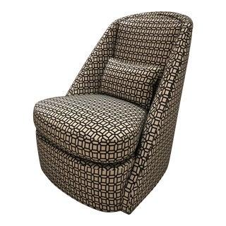 Chaddock Addison Swivel Chair For Sale