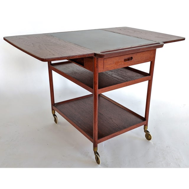 L. Pontoppidan Bar Cart - Image 9 of 9