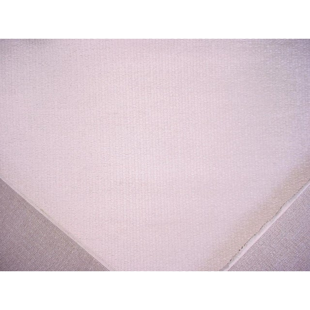 Traditional Traditional Osborne Little Rumba Ivory Cubana Weave Chenille Upholstery Fabric - 2-1/4y For Sale - Image 3 of 5