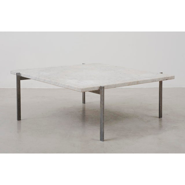 Poul Kjærholm Pk 61 Coffee Table for Fritz Hansen, 1980s For Sale - Image 10 of 10