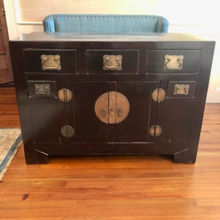Mid 19th Century Waistless Tianjin Style Sideboard Preview