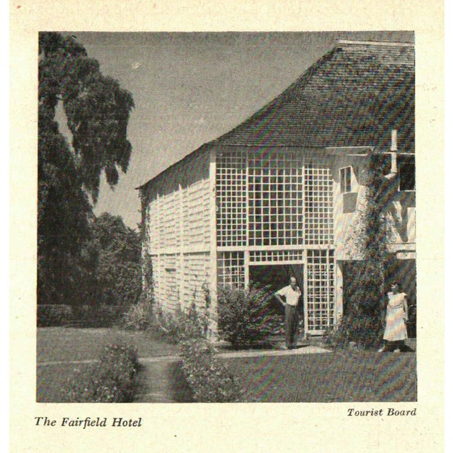 Traditional Pleasure Island: Jamaica, 1955 For Sale - Image 3 of 5