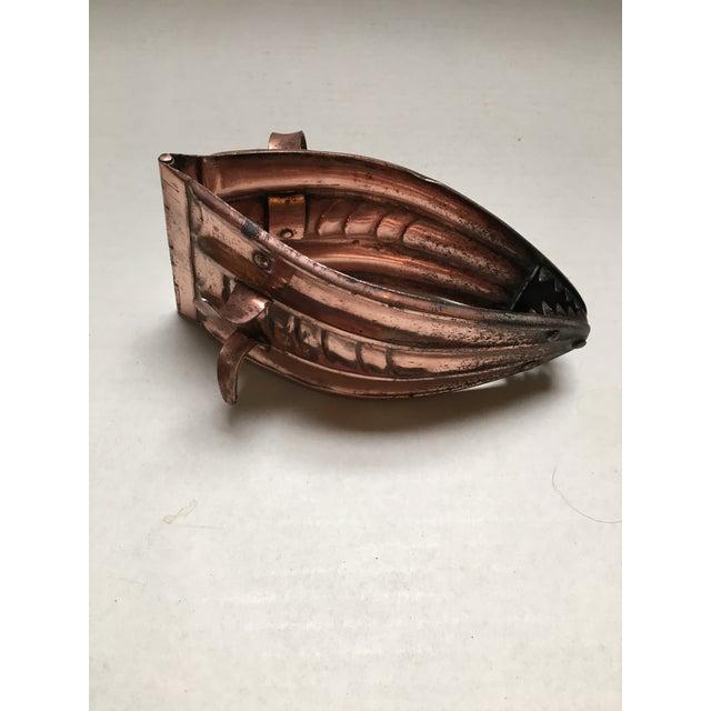Antique Copper Coal Tongs - Image 6 of 9