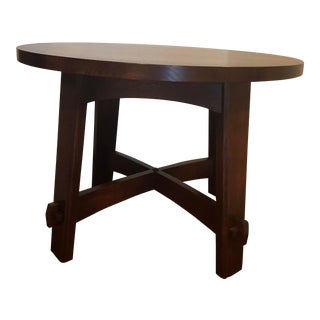 Vintage Mid-Century Charles Stickley Table