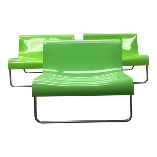 Kartell Form Lounge Chairs - Set of 3