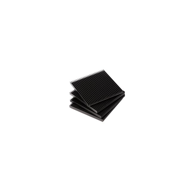 Lead time 5-10 days Slim, architectural, and refined, the Fin coasters are a decidedly modern approach to a traditional...